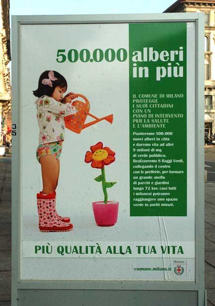 500.000 alberi