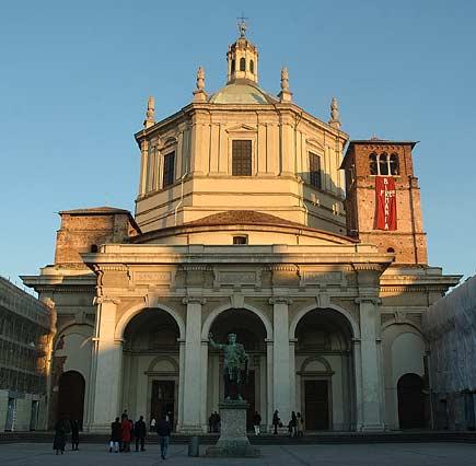 San Lorenzo Milano