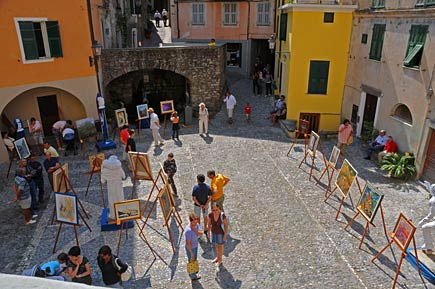 concorso di pittura castelvittorio