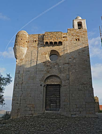 Chiesa fortezza