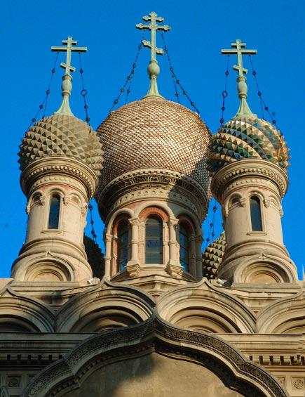 chiesa russa du Sanremo
