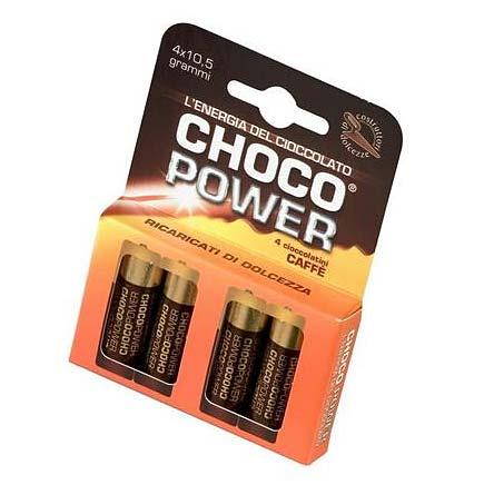 pile di cioccolato
