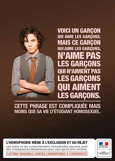 Campagna contro l'omofobia