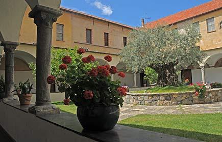 Convento di San Domenico, Taggia