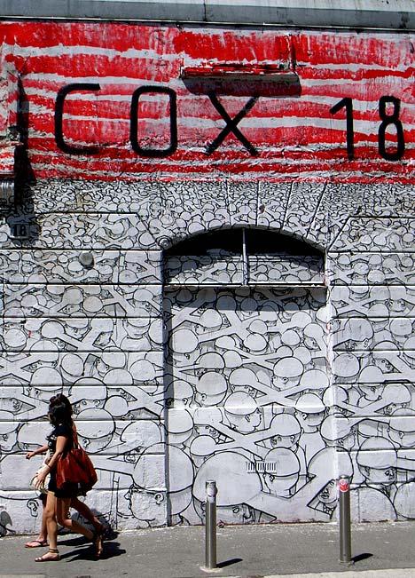 Cox 18 - Centro sociale Conchetta - Milano