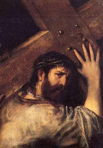 Cristo sotto la croce
