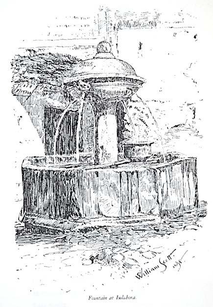 fontana isolabona
