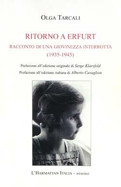 Olga Tarcali - Ritorno a Erfurt