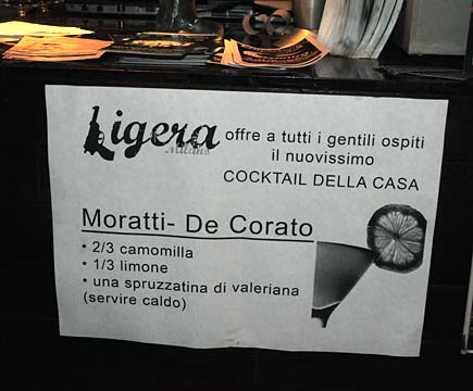 Milano via Padova, locale Ligera