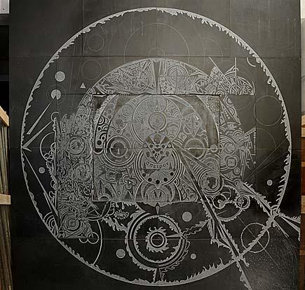 Grande meridiana - Omaggio a Jung