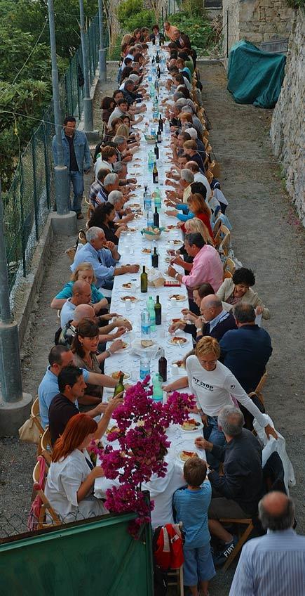 cena a Grimaldi