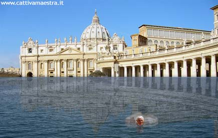 alluvione a roma