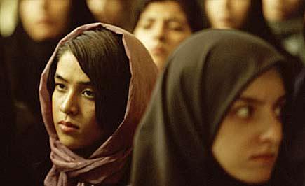 Ragazze iraniane