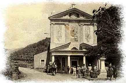 Santuario di nostra Signora delle Grazie, Isolabona