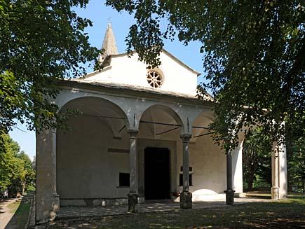 Santuario di Rezzo