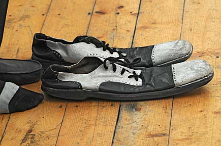 scarpe da clown