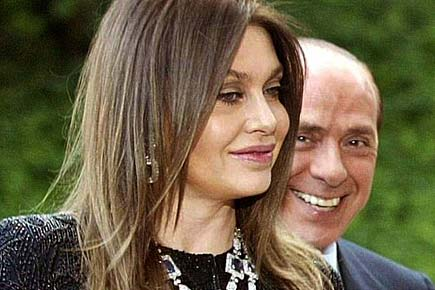 Veronica Lario e Silvio Berlusconi