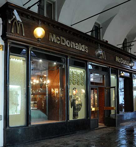 Torino - McDonald's