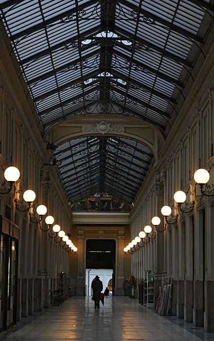 Torino - Galleria di Porta Palazzo