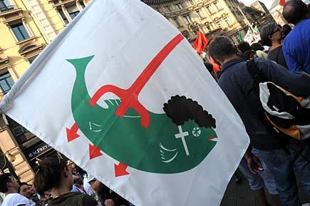 Bandiera del trota