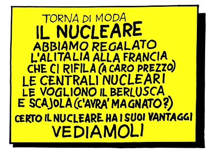 I vantaggi del nucleare