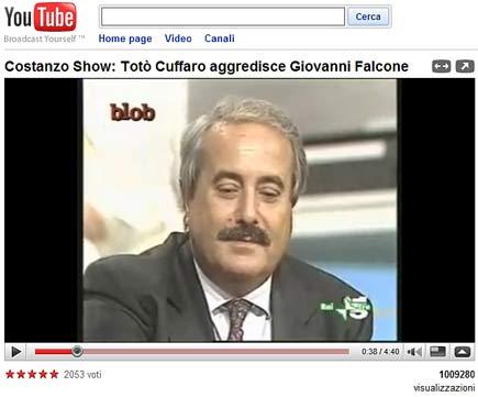 Video Totò Cuffaro