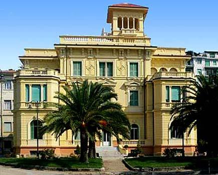 Villa Giovanna d'Arco