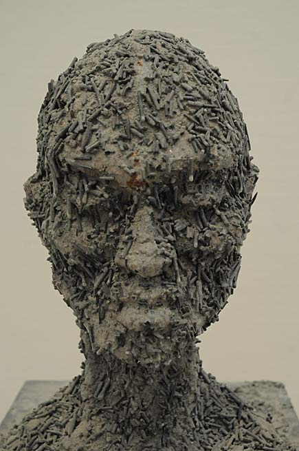 Zhang Huan - Mostra al PAC di Milano